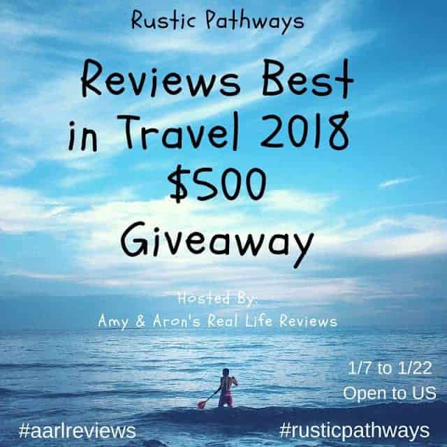 Rustic Pathways Reviews Best In Travel 2018 $500 Giveaway