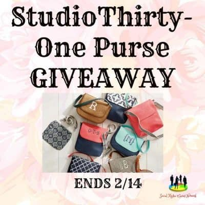 Studio Thirty-One Gifts Purse Giveaway