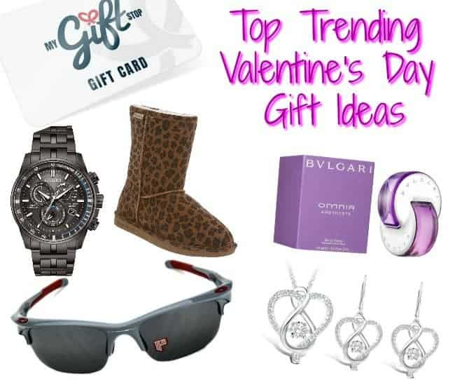 Top Trending Valentine's Day Gift Ideas Featuring My Gift Stop
