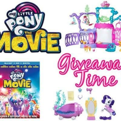 My Little Pony Movie And More Giveaway