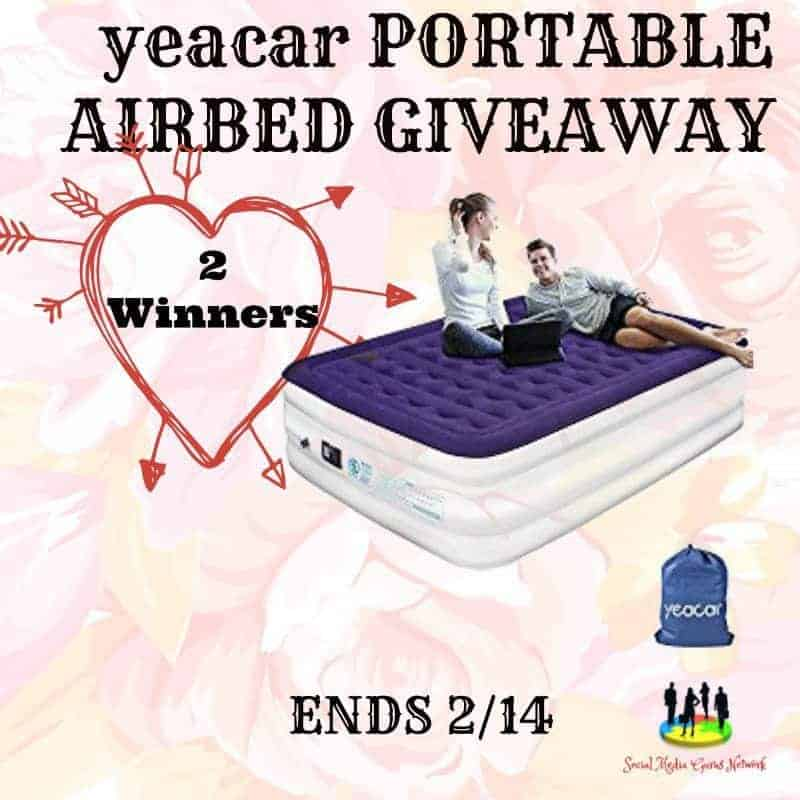 yeacar Portable Airbed