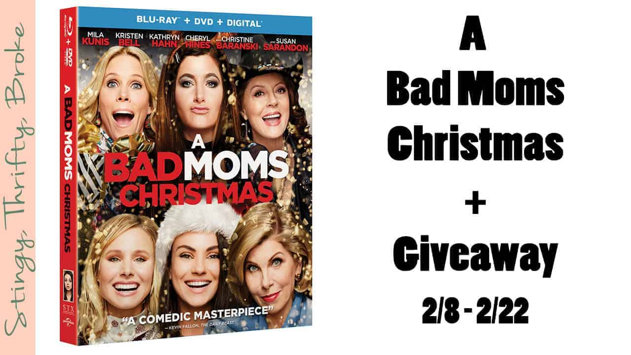 Bad Moms Christmas Dvd Release Date.A Bad Moms Christmas Dvd Giveaway Easter Babe S Theory
