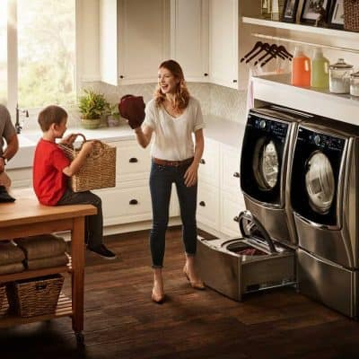 The NEW LG Twin Wash System Now Available at Best Buy