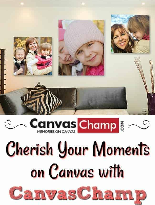 Cherish Your Moments on Custom Canvas Prints with CanvasChamp