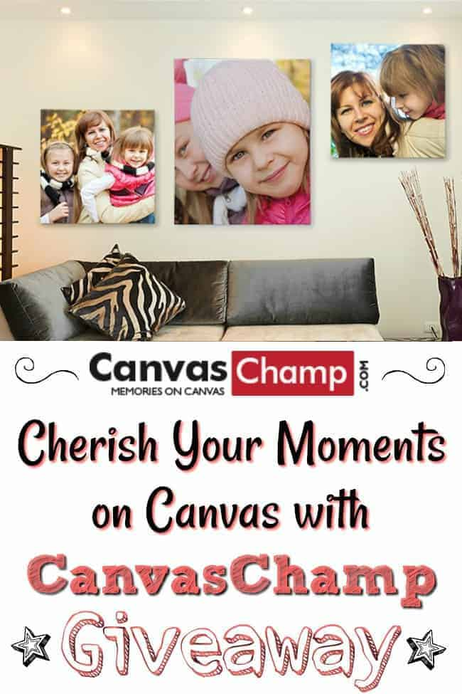 Cherish Your Moments on Canvas with CanvasChamp