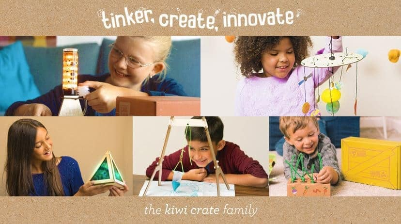 KiwiCo STEM Toys and Activities