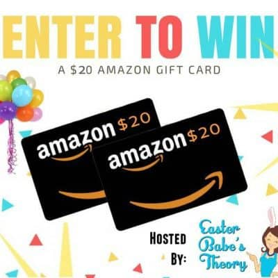 $20 Amazon Gift Card Giveaway & the Love Every Moment Giveaway Hop
