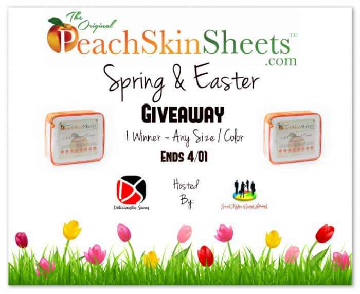 PeachSkinSheets Bedding Spring and Easter