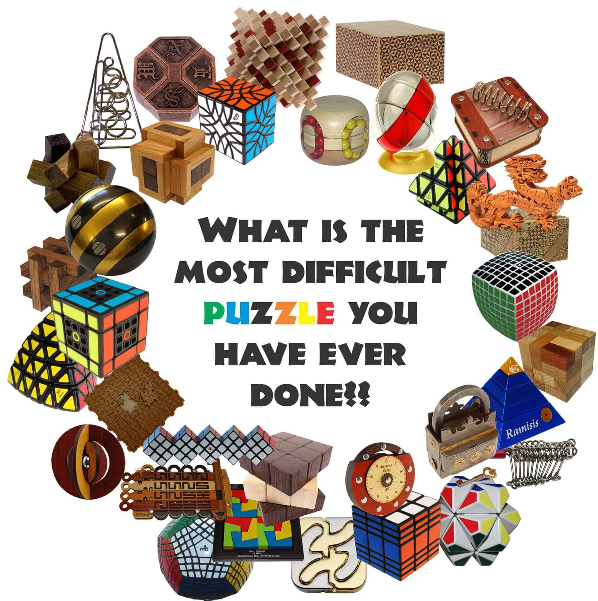 Puzzle Master STEM Toys and Activities