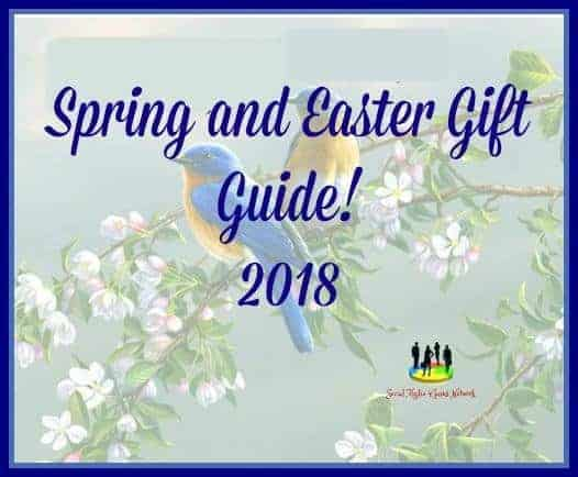 Spring and Easter Gift Guide 2018