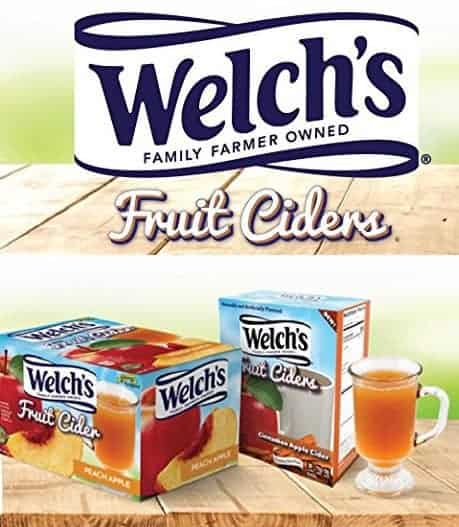 Welch's Fruit Ciders K-Cup for Keurig