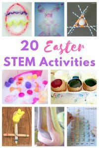20 Easter STEM Activities