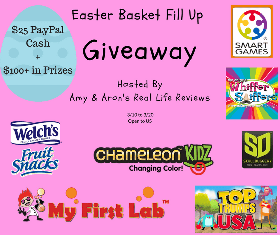 Easter Basket Fill Up Giveaway