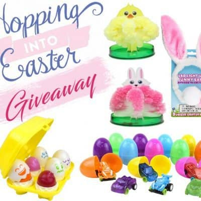 Hopping Into Easter Giveaway & Follow Your Dreams Blog Hop