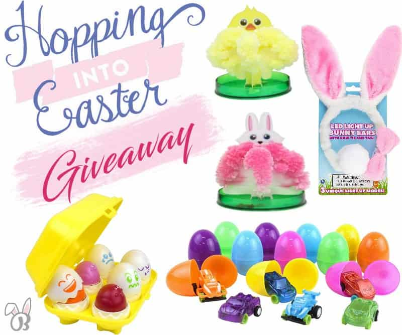 Hopping Into Easter Giveaway