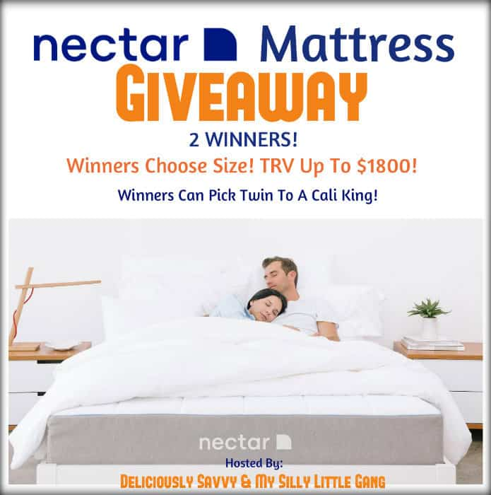NECTAR Mattress Gel Memory Foam