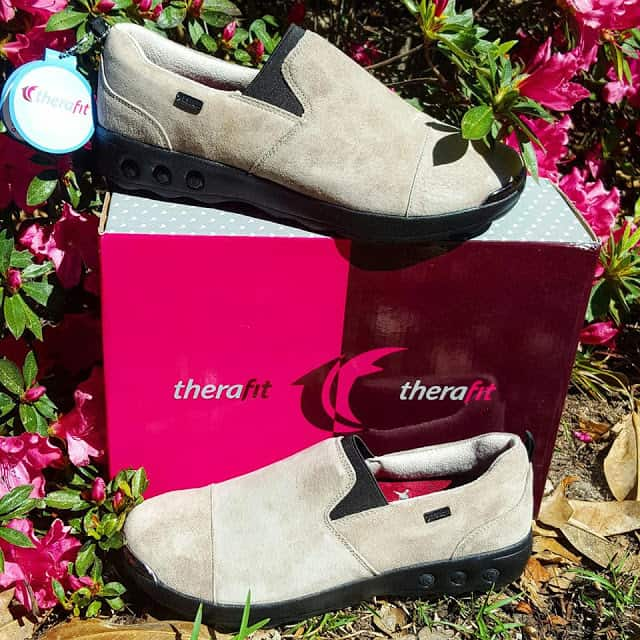 Step into the Spring with Therafit Footwear Samantha