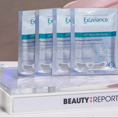 Exuviance HA100 Micro-Filler Patches Pro-Intensive Treatment for Deep Lines