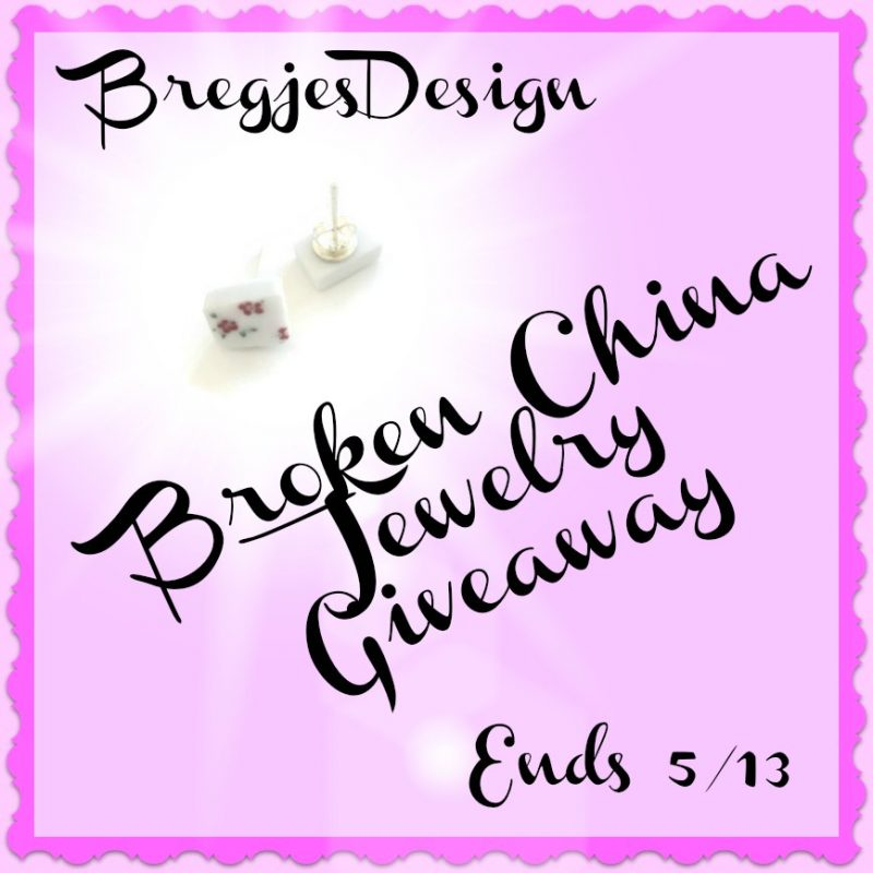BregjesDesign Broken China Jewelry