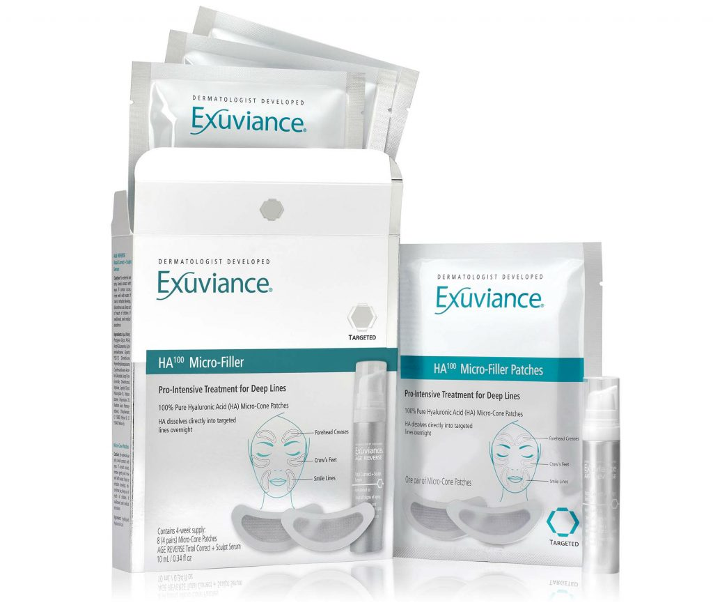 Exuviance HA100 Micro-Filler Pro-Intensive Treatment for Deep Lines