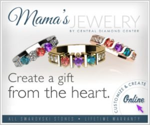 Mother's Day Mama's Jewelry Custom Birthstone Jewelry special sale