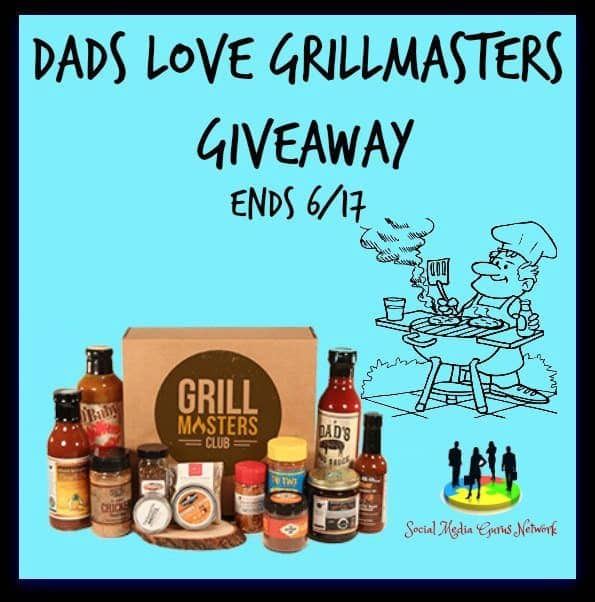Grill Masters Club for Fathers Day gift ideas