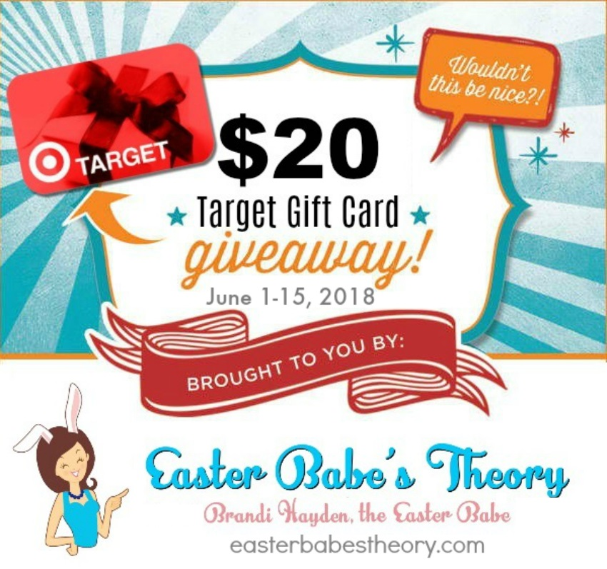 June Vibes Blog Hop Target Gift Card Giveaway