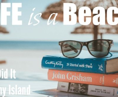 Life's A Beach Hop & $20 Amazon Gift Card Giveaway