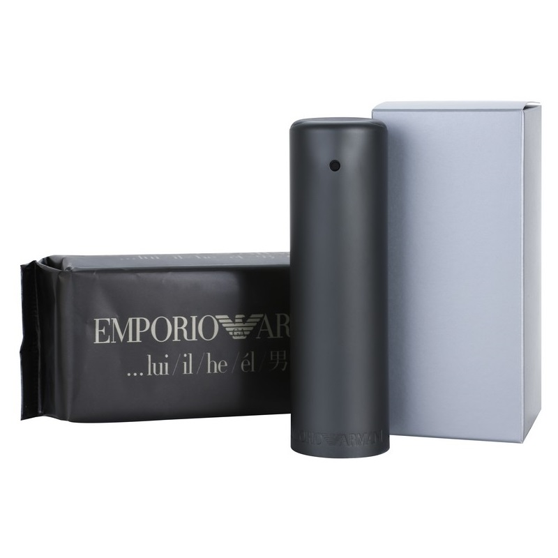Emporio Armani Natural 3.4 oz men's Natural toilette spray cologne