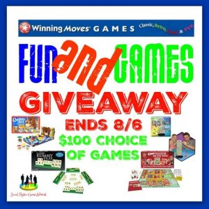 Winning Moves Fun and Games