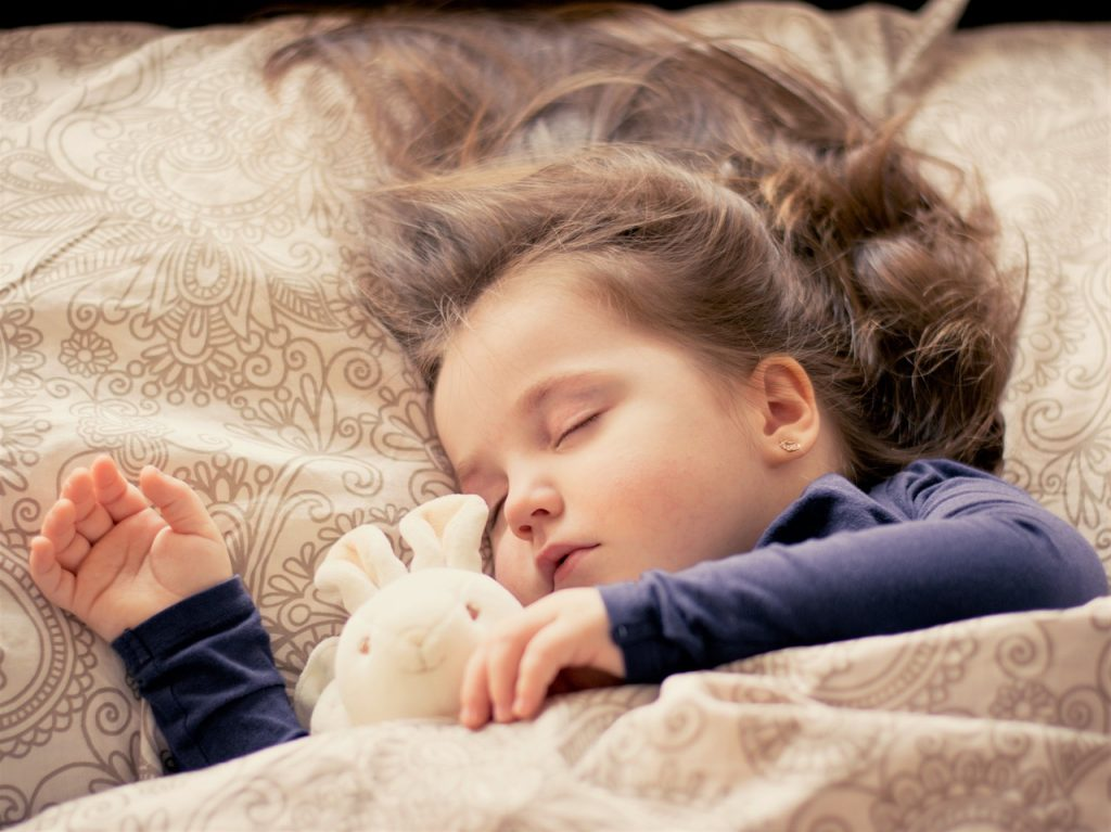 get kids the recommended amount of hours of sleep per night