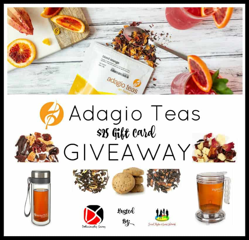 Adagio Teas Subscription Club