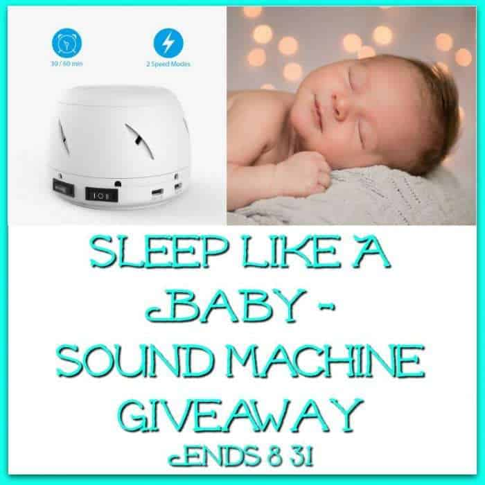 White Noise Machine, AuCuTee Real Fan Based Natural Sounds Machine for Sleep Focus Relax, Baby and Privacy