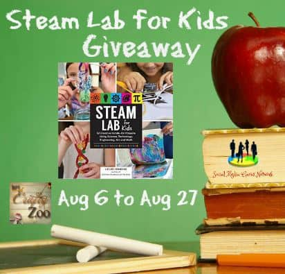 Welcome to the Steam Lab for Kids Science