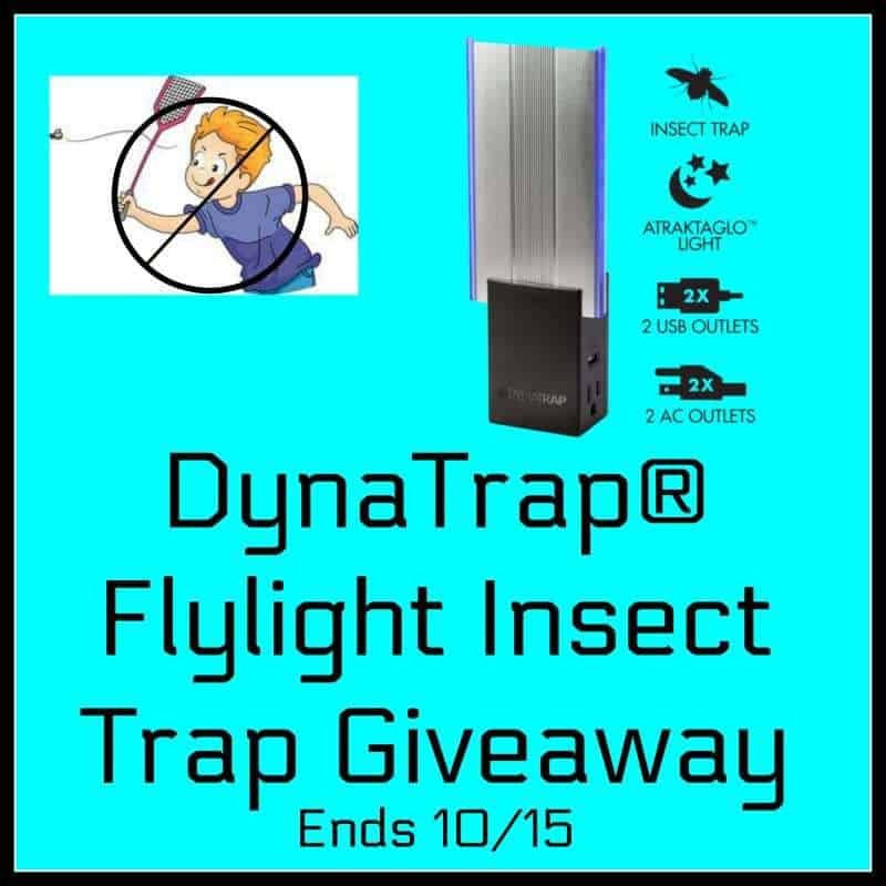 Dynatrap Indoor Insect Trap Plug In with Night Light