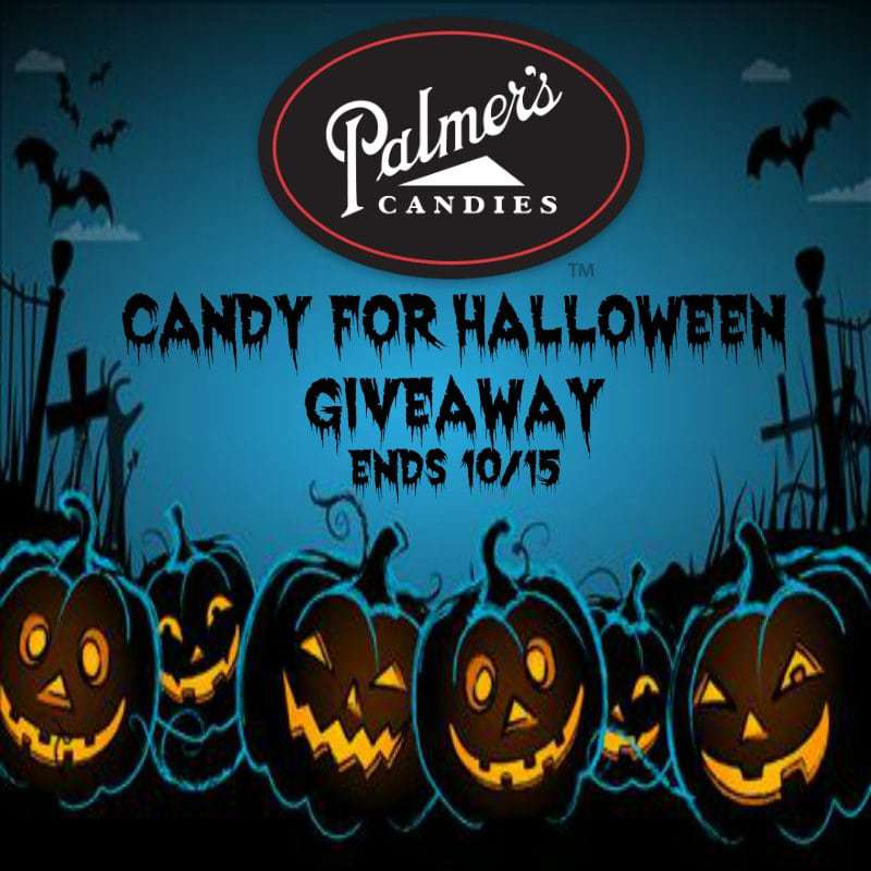Palmer's Candy For Halloween