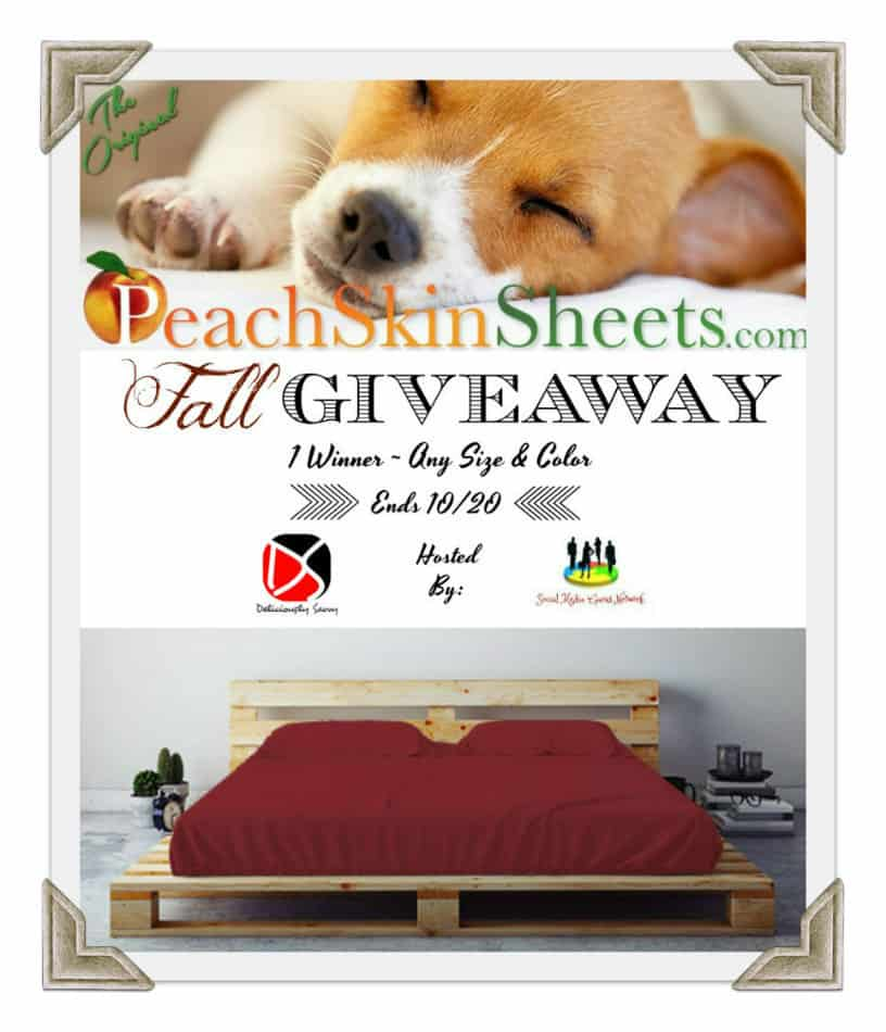 PeachSkinSheets Bedding