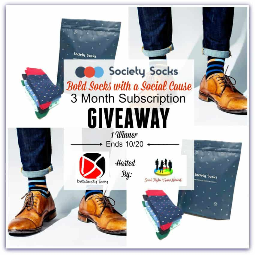 Society Socks Bold Socks With A Social Cause