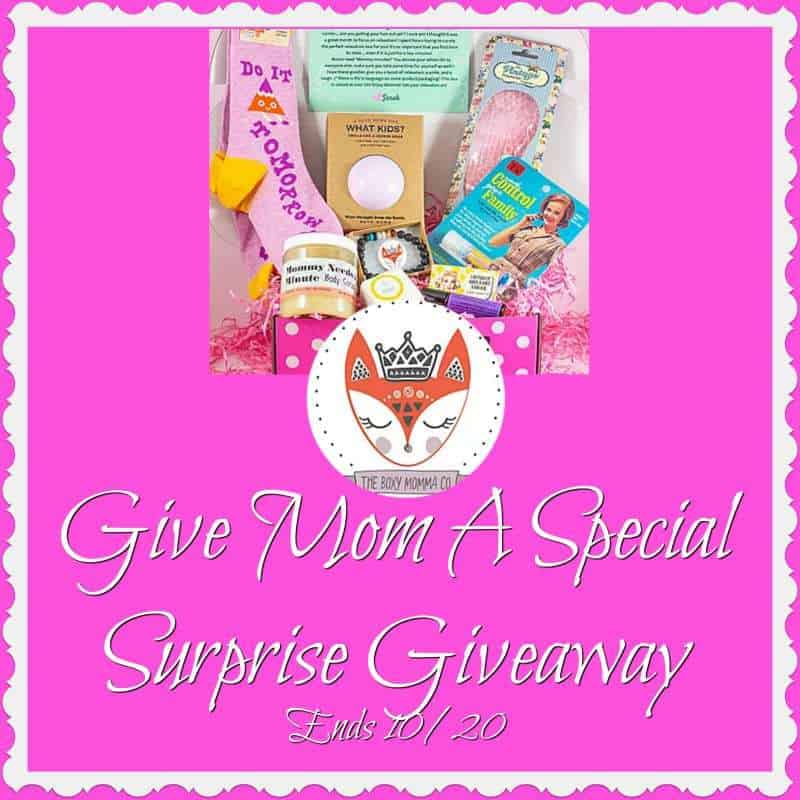 The Boxy Momma Company Monthly Subscription Momma Boxes and Momma Mailer