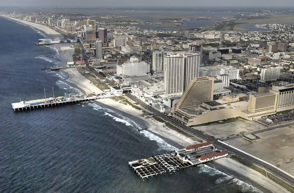 Top Beaches to Visit Atlantic City New Jersey Boardwalk Beach