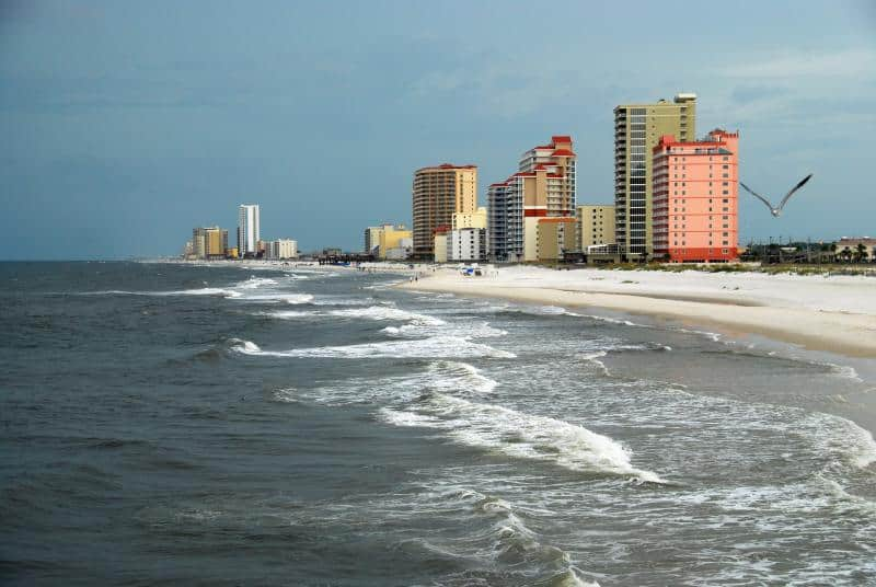 Top Beaches to Visit Gulf Shores Alabama Gulf State Park
