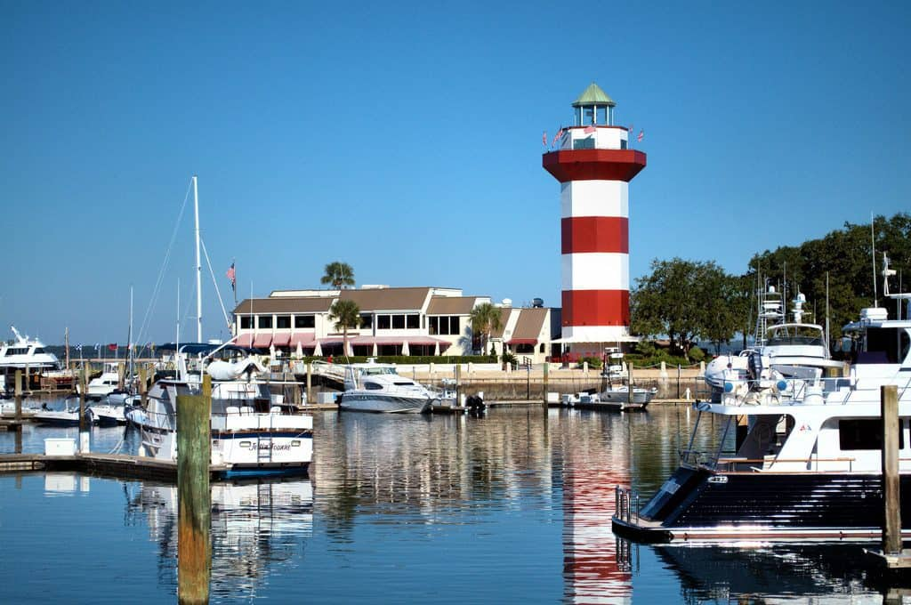 Top Beaches to Visit Hilton Head South Carolina Lighthouse Atlantic Ocean and the Intracoastal Waterway