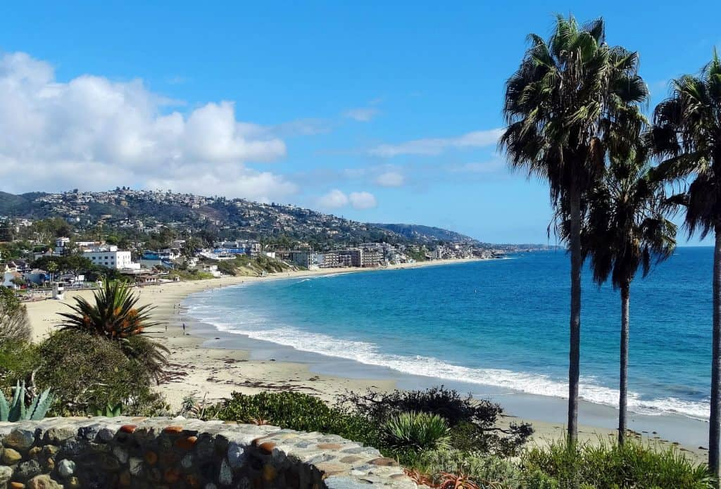Top Beaches to Visit Ocean Laguna Beach California