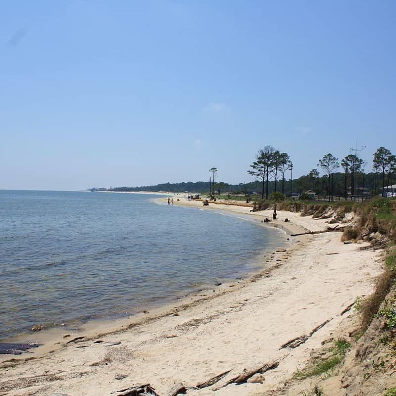Top Beaches to Visit Southeastern Shore Dauphin Island Alabama
