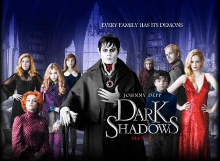 Dark Shadows on Freeform Nights of Halloween