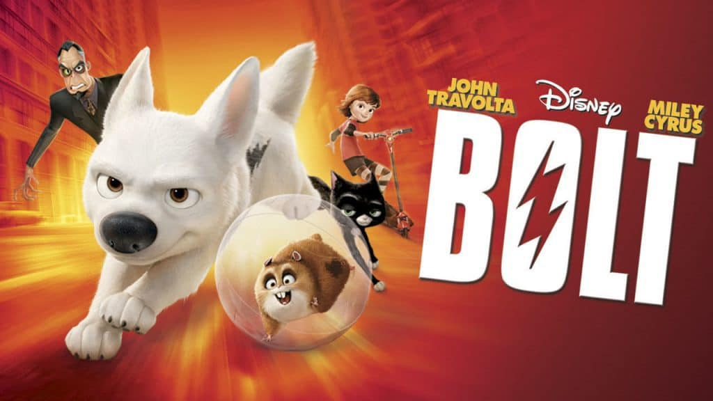 Disney Bolt movie on Freeform Nights of Halloween