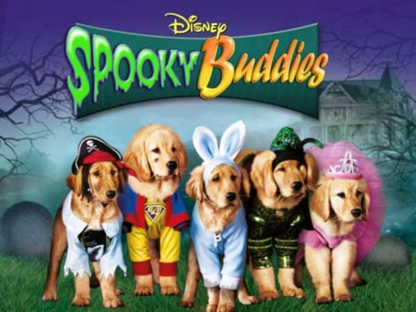 Disney Spooky Buddies on Freeform Nights of Halloween