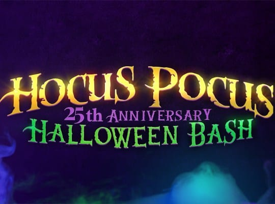 Hocus Pocus Marathon Extravaganza movies on Freeform Nights of Halloween