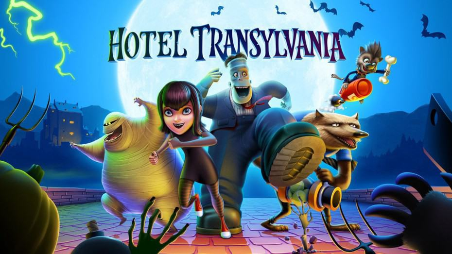 Hotel Transylvania movie on Freeform Nights of Halloween