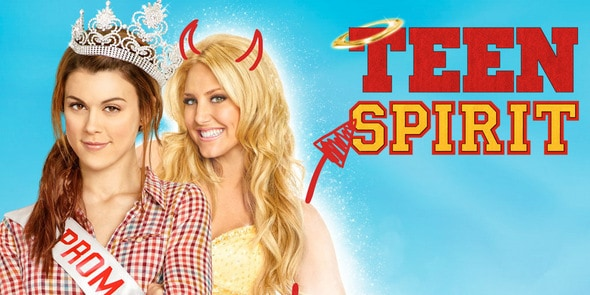 Teen Spirit movie on Freeform Nights of Halloween